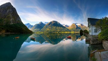 Win a cruise to the Norwegian Fjords with Silver Travel Advisor