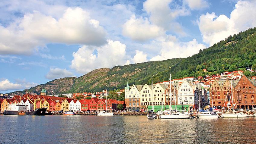Norwegian Fjords Silver Travel May 2019