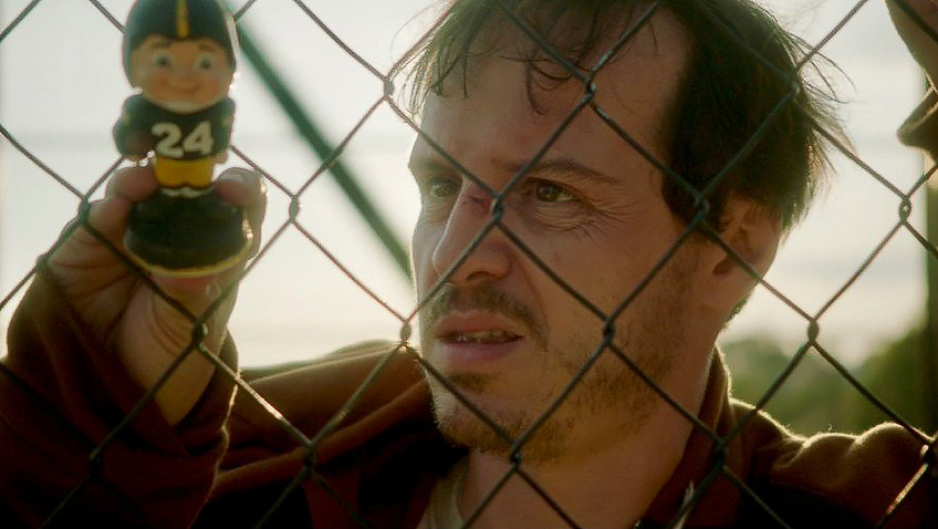 Andrew Scott stretches his range in this character-driven murder mystery