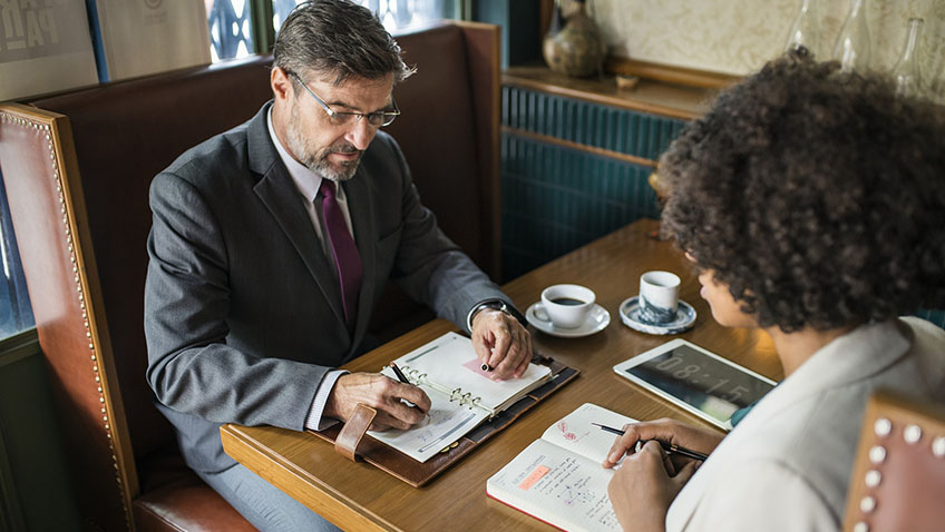 Job interview - Free for commercial use No attribution required - Credit Pixabay