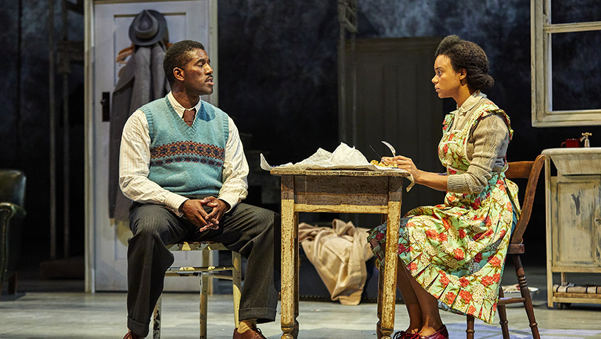 The National Theatre stages Andrea Levy's epic novel