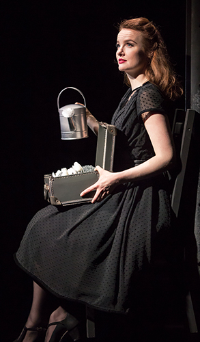 Anna O'Byrne in Amour - Credit Scott Rylander