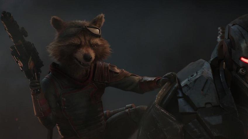 Bradley Cooper in Avengers: Endgame - Credit IMDB