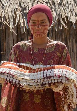 Natalia Reyes in Birds of Passage - Credit IMDB