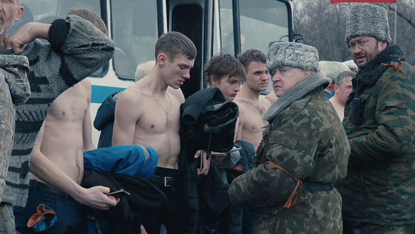 Ukrainian writer/director Sergey Loznitsa's seething satire on the pro-Russian Separatists