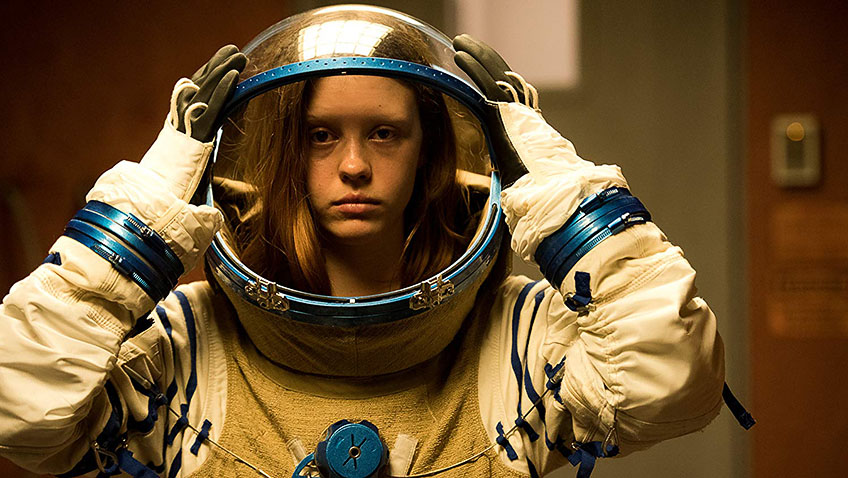 Mia Goth in High Life - Credit IMDB