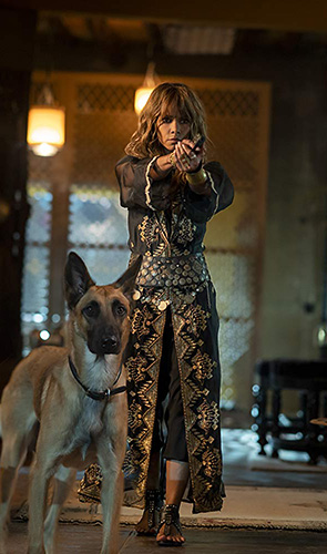 Halle Berry in John Wick: Chapter 3 - Parabellum - Credit IMDB
