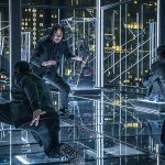 Keanu Reeves is irresistible as a reluctant  assassin, but the impressive fight scenes grow tedious