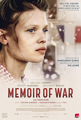 Memoir of War cover - Credit IMDB