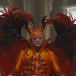 Taron Egerton goes for gold in this phantasmagorical musical based on the life of Elton John