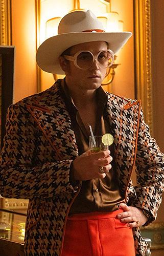 Taron Egerton in Rocketman - Credit IMDB