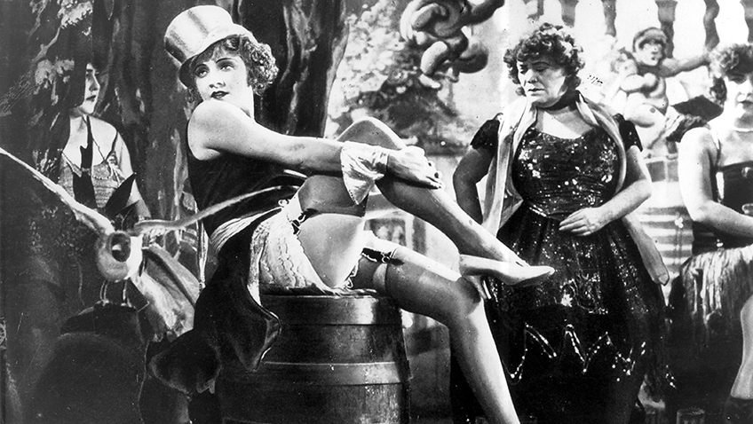 To celebrate the Weimar Republic's centenary,  Marlene Dietrich's breakthrough film is re-released