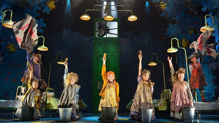 Faultless delivery of polished, self-assured performances. This is a show that ticks all the boxes