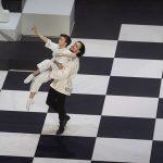 Sergei Polunin, the bad boy of ballet, plays the mad monk