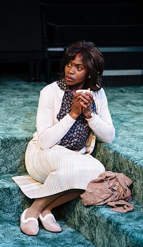 Rakie Ayola in Strange Fruit - Credit Helen Murray