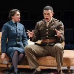 Terence Rattigan's wartime comic rigmarole is successfully revived