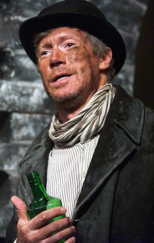 Simon De Deney in After Dark - Credit Sheila Burnett
