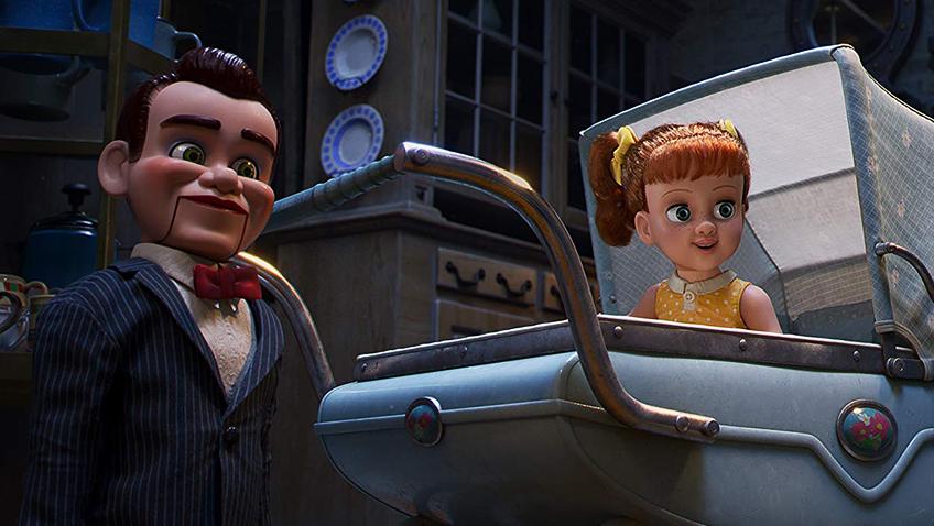 Christina Hendricks in Toy Story 4 - Credit IMDB