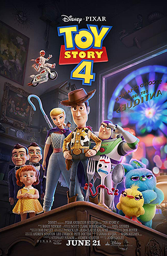 Toy Story 4 cover - Credit IMDB