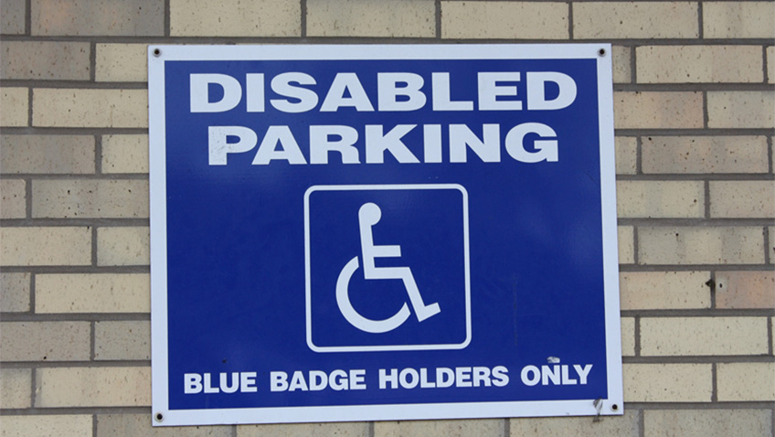 The Blue Badge scheme