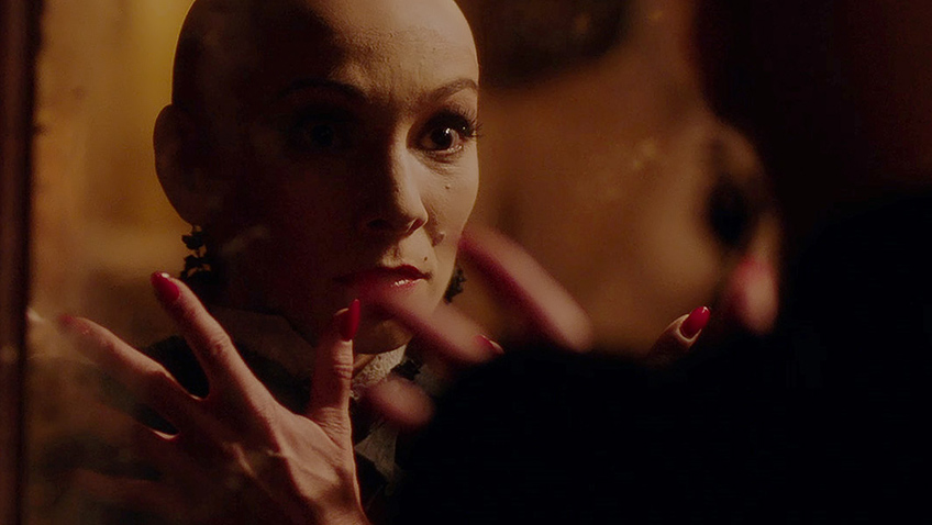 Marianne Jean-Baptiste dazzles in Peter Strickland's stylish, dark tribute to Reading's high street