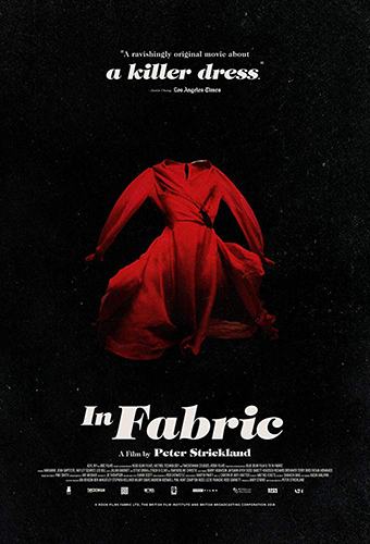 In Fabric cover - Credit IMDB