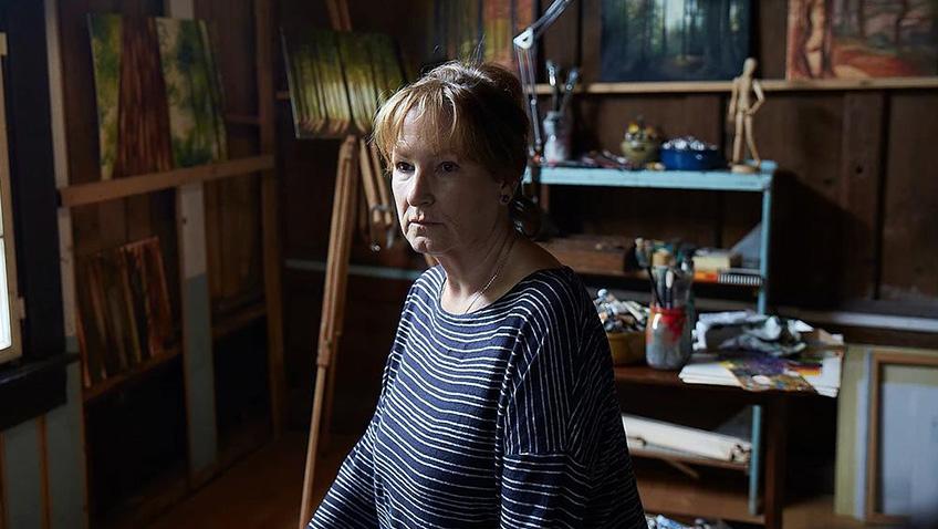 Deborah Findlay in Making Noise Quietly - Credit IMDB
