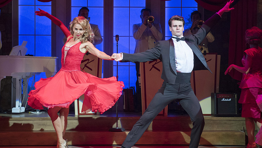 Dirty Dancing comes to Bristol