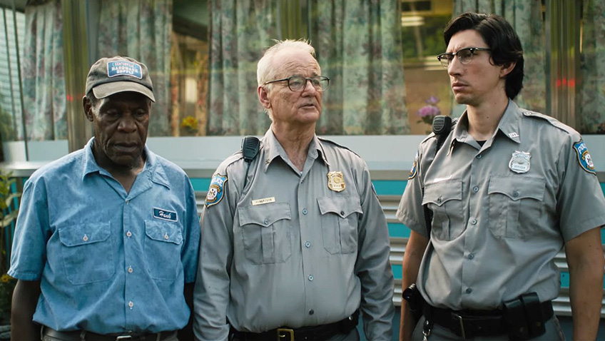 The Dead Don't Die, but, despite its great cast, Jim Jarmusch's film does