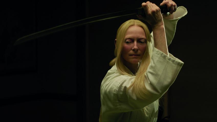 Tilda Swinton in The Dead Don't Die - Credit IMDB