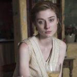 Elizabeth Debicki shines in a dull  literary biopic