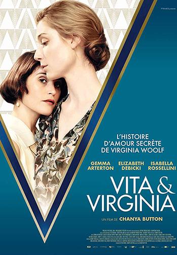 Vita & Virginia cover - Credit IMDB