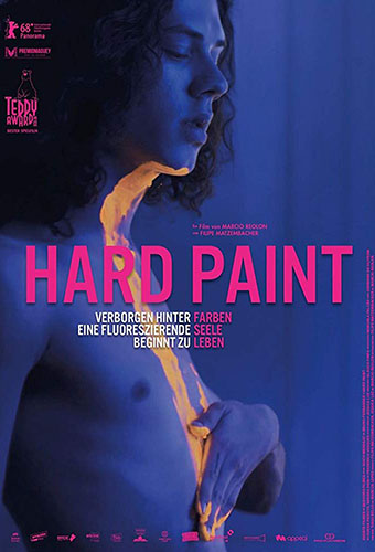 Hard Paint cover - Credit IMDB