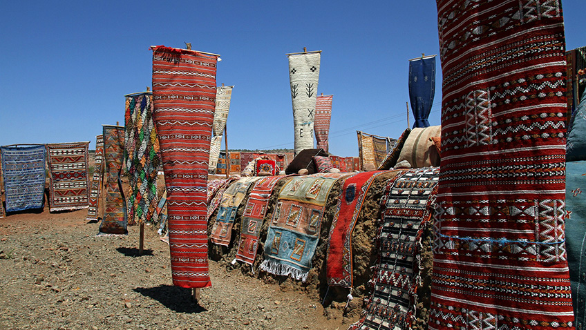 Moroccan rugs - Free for commercial use No attribution required - Credit Pixabay