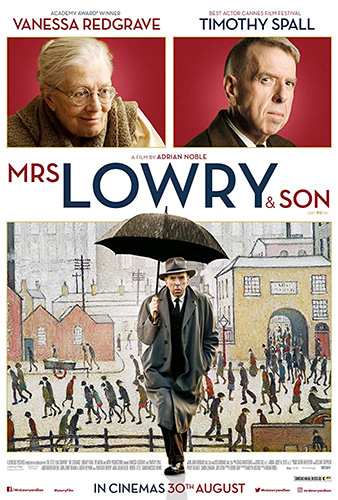 Mrs Lowry & Son cover - Credit IMDB