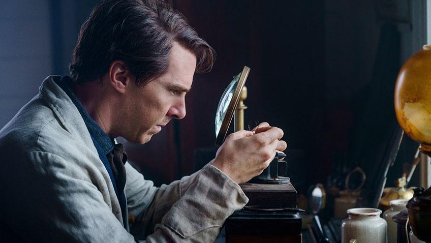 Benedict Cumberbatch in The Current War - Credit IMDB