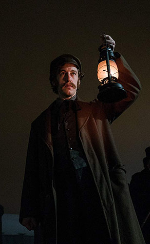 Oliver Powell in The Current War - Credit IMDB