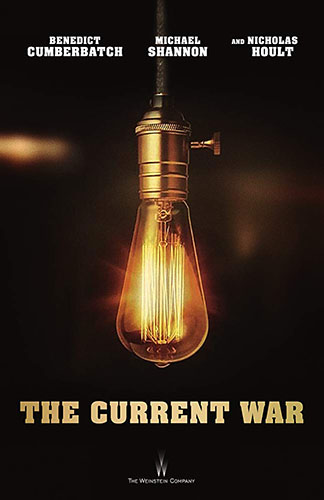 The Current War cover - Credit IMDB
