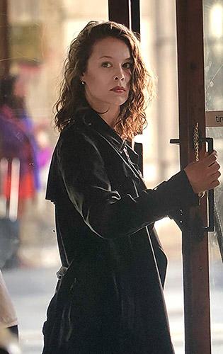 Paula Beer in Transit - Copyright Christian Schulz - Credit IMDB