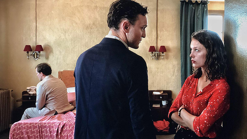 Christian Petzold's tantalizing new film does not always work, but is still unmissable