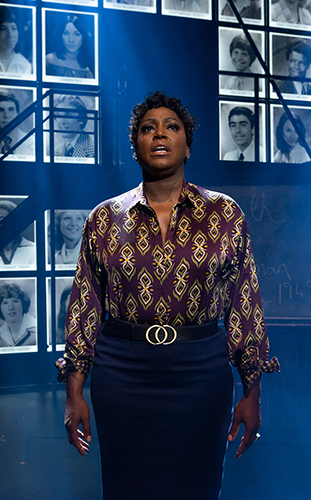 Mica Paris in Fame - Credit Alessia Chinazzo