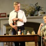 Alex Jennings and Lindsay spar in a new political play