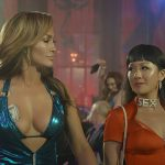 Jennifer Lopez shines in this wearying fact-based female version of the 'Wolf of Wall Street