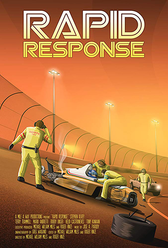 Rapid Response cover - Credit IMDB