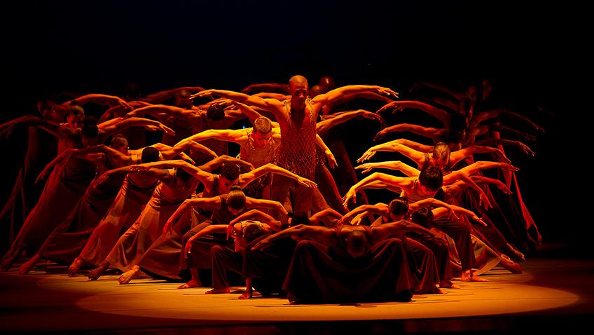 Revelations - Alvin Ailey American Dance Theater - Credit Christopher Duggan