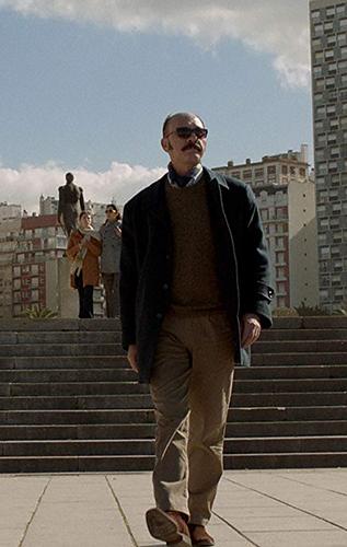 Darío Grandinetti in Rojo - Credit IMDB