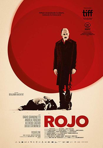 Rojo cover - Credit IMDB