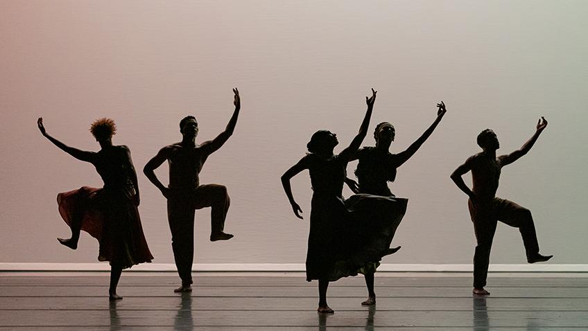 The Call - Alvin Ailey American Dance Theater - Credit Paul Kolnik