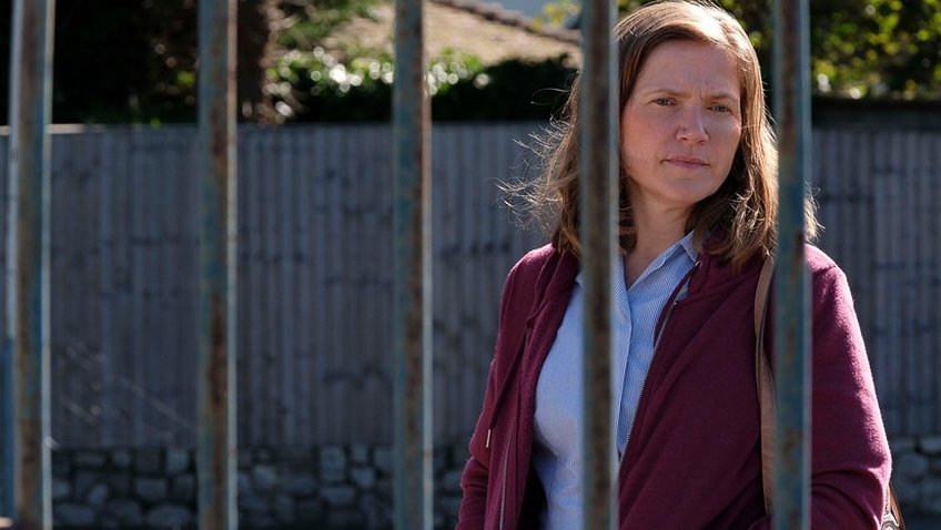 Jessica Hynes's feature debut – middle-aged mum as Rocky