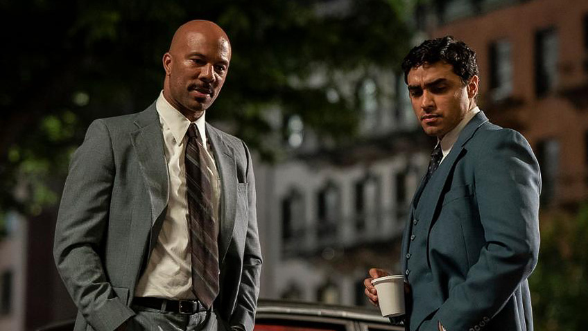 Common and E.J. Bonilla in The Kitchen - Credit IMDB